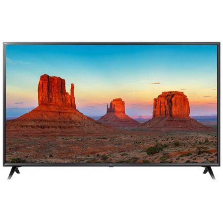 Televizor LED Smart LG, 108 cm, 43UK6300MLB, 4K Ultra HD