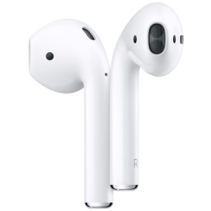 Casti Apple AirPods 2, White (mv7n2zm/a)2
