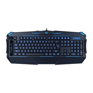 Tastatura Gaming Aula Dragon Deep, Negru / Albastru (ACM6948391231167)0