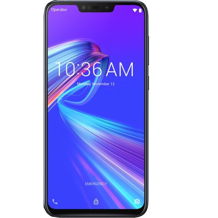 Telefon mobil Asus ZenFone Max M2 ZB633KL, Dual SIM, 32GB, 4G, Midnight black1