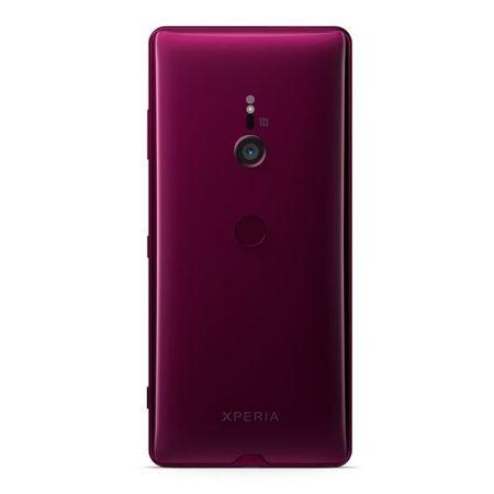 Telefon mobil Sony Xperia XZ3, Single Sim, 64GB, Bordeaux Red1