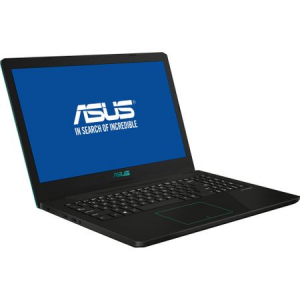 "Laptop ASUS X570ZD-E4165 cu procesor AMD Ryzen™ 7 2700U pana la 3.80 GHz, 15.6"", Full HD, 8GB, 1TB, NVIDIA GeForce GTX 1050 4GB, Endless OS, Black"
