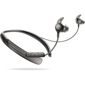 Casti in-ear BOSE QuietControl 30 cu microfon (quietcontrol30-bk), Wireless, Noise Canceling, Negre0