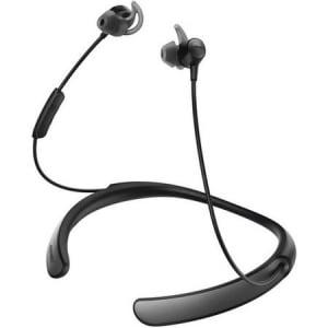 Casti wireless cu anularea zgomotului Bose Quiet Control 30, negru, 761448-00101