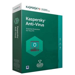 Kaspersky anti-virus 2018, renew, 1 utilizator, 1 an, retail (  KL1171X5AFR)