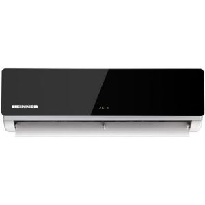 Heinner Aparat de aer conditionat Heinner HAC-12SL++ Inverter, 12000 BTU, Clasa A++, Display LCD, Auto Restart, Autodiagnoza, Gri lucios0