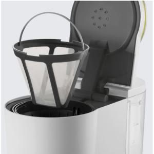 Cafetiera Beko Foodster FCM1321W, 1000W, capacitate 10 cesti, functie ajustare aroma, oprire automata, Alb3