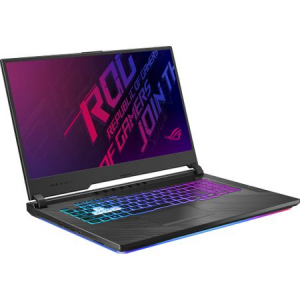 "Laptop Gaming ASUS ROG G731GT-AU004 cu procesor Intel® Core™ i7-9750H pana la 4.50 GHz, Coffee Lake, 17.3"", Full HD IPS, 8GB, 512GB SSD M.2, NVIDIA GeForce GTX 1650 4GB, Free DOS, Black2"