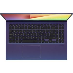 "Laptop ASUS X512FA-EJ991 cu procesor Intel® Core™ i3-8145U pana la 3.9 GHz, 15.6"", Full HD, 4GB, 256GB SSD M.2, Intel UHD Graphics 620, Free DOS, PEACOCK BLUE11"