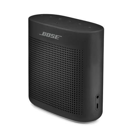 Boxa Bluetooth Bose SoundLink Color II, Soft Black, 752195-01001