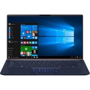 "Laptop ultraportabil ASUS ZenBook 14 UX433FA-A5046R cu procesor Intel® Core™ i5-8265U pana la 3.90 GHz, Whiskey Lake, 14"", Full HD, 8GB, 256GB SSD, Intel® UHD Graphics 620, Microsoft Windows 10 Pro, R0"