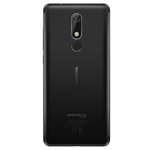 Resigilat-Telefon mobil Nokia 5.1 (2018), Dual SIM, 16GB, 4G, Black (11CO2B01A07)5