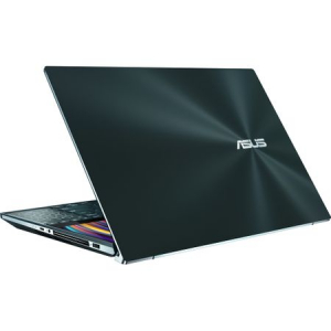 "Laptop ultraportabil Asus ZenBook Pro Duo UX581GV-H2004R cu procesor Intel® Core™ i7-9750H pana la 4.5 GHz, 15.6"", 4K, 16GB, 512GB SSD M.2, NVIDIA GeForce RTX 2060 6GB, Windows 10 Pro, Celestial Blue4"