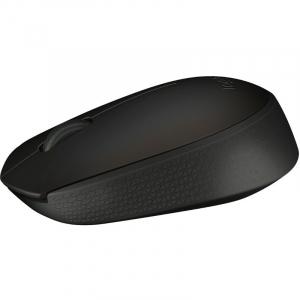 Mouse Wireless Logitech B170, Negru3