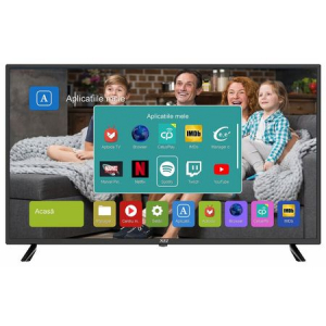 Televizor Led Smart NEI 40NE5515, 101 cm, Full HD, Wifi, Negru0