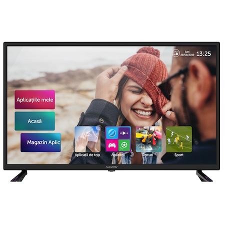 Televizor LED Smart Allview, 81 cm, 32ATS5000-H, HD, Clasa A+ [0]