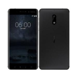 ResigilatTelefon Mobil Nokia 6, Dual Sim, 32 GB, Black (6438409004598)3