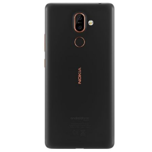 Resigilat-Telefon mobil Nokia 7 Plus, Dual SIM, 64GB, 4G, Black Copper (11B2NB01A05)