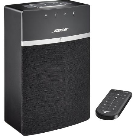 Boxa WiFi Bluetooth Bose SoundTouch 10, Negru (SoundTouch 10 BLK)