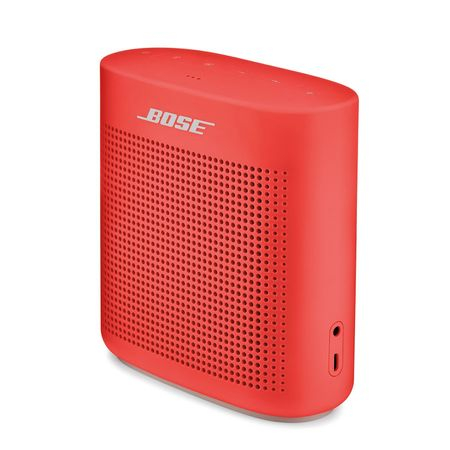 Boxa Bluetooth Bose SoundLink Color II, Rosu1