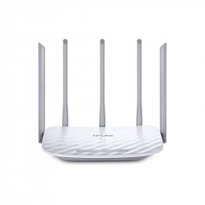 Router wireless AC1350 TP-Link Archer C60, Dual Band, MU-MIMO2