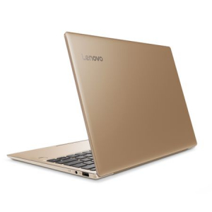 "Resigilat-Laptop Lenovo IdeaPad 720S-13IKB cu procesor Intel® Core™ i5-7200U 2.50 GHz, Kaby Lake, 13.3"", Full HD, IPS, 8GB, 256GB SSD M.2, Intel HD Graphics, Microsoft Windows 10 Home, Champagne (81A87"