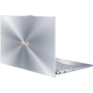 """Laptop ultraportabil ASUS UX392FA-AB002R cu procesor Intel® Core™ i7-8565U pana la 4.6 Ghz, 13.9"""", Full HD, 16GB, 512GB SSD M.2, Intel UHD Graphics 620, Windows 10 Pro, Utopia Blue12"""