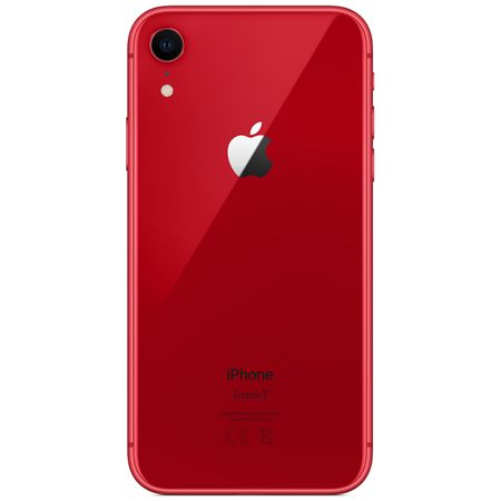 Telefon mobil Apple iPhone XR, 256GB, Red1