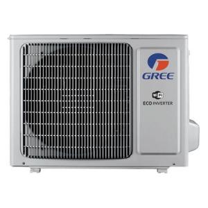 Aparat de aer conditionat, Gree Bora A4 Silver GWH18AAD-K6DNA4B 18000 BTU, Clasa A++, G10 Inverter, Buton Turbo, Auto-diagnoza, Wi-FI, Display2