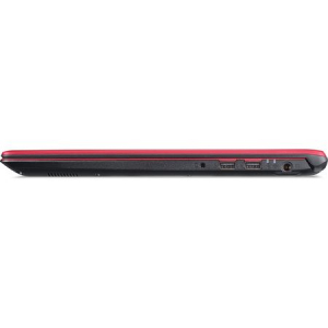 "Laptop Acer Aspire 3 A315-33-C0ZA cu procesor Intel® Celeron® N3060 pana la 2.48 GHz, 15.6"", 4GB, 500GB, Intel HD Graphics, Linux, Rocco Red (NX.H64EX.001)5"