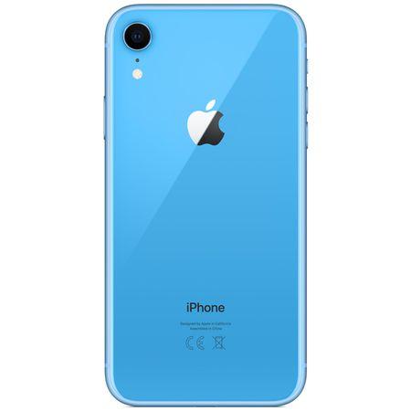 Telefon mobil Apple iPhone XR, 256GB, Blue1