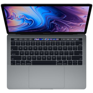 Laptop Apple MacBook Pro 13 (mv972ze/a), ecran Retina, Touch Bar, procesor Intel® Core™ i5 2.40 GHz, 8GB, 512GB SSD, Intel Iris Plus Graphics 655, macOS Mojave, INT KB, Space grey1