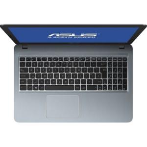 "Laptop ASUS X540MA-GO358 cu procesor Intel® Celeron® N4000 pana la 2.6 GHz, 15.6"", Full HD, 4GB, 500GB HDD, Intel UHD Graphics 600, Endless OS, Silver Gradient (X540MA-GO358)2"