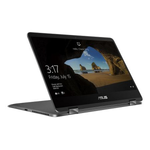 "Asus laptop 2 in 1 ASUS ZenBook Flip 14 UX461FA-E1035T cu procesor Intel® Core™ i5-8265U pana la 3.90 GHz, Whiskey Lake, 14"", Full HD, Touch, 8GB, 256GB SSD, Intel® UHD Graphics 620, Microsoft Windows"