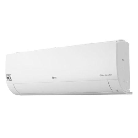 Aparat de aer conditionat LG Standard 18000 BTU, Clasa A++, Functie incalzire, 10 ani garantie compresor, Filtru protectie Dual, Controlul energiei active, S18EQ Dual Inverter, R323