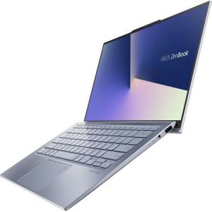 """Laptop ultraportabil ASUS UX392FA-AB002R cu procesor Intel® Core™ i7-8565U pana la 4.6 Ghz, 13.9"""", Full HD, 16GB, 512GB SSD M.2, Intel UHD Graphics 620, Windows 10 Pro, Utopia Blue14"""