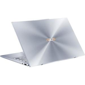 """Laptop ultraportabil ASUS UX392FA-AB002R cu procesor Intel® Core™ i7-8565U pana la 4.6 Ghz, 13.9"""", Full HD, 16GB, 512GB SSD M.2, Intel UHD Graphics 620, Windows 10 Pro, Utopia Blue15"""