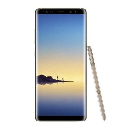 Smartphone Samsung SM-N950F GALAXY Note 8, 64 GB, auriu, SM-N950FZDDBGL0