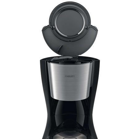 Cafetiera Philips HD7459/20, 1000 W, 1.2 l, Negru