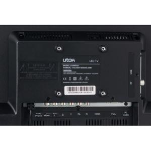 Televizor LED UTOK, 61 cm, U24HD2A, HD8