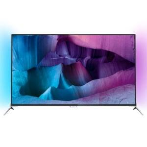 Resigilat-Televizor LED Smart Android 3D Philips, 123 cm, 49PUS7100/12, 4K Ultra HD  (49PUS7100/12)