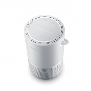 Boxa WiFi-Bluetooth Bose Home Speaker Portable, Silver, 829393-23000