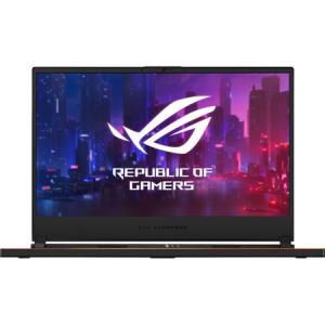 Laptop ASUS ROG Zephyrus S GX531GXR-AZ065T, Intel Core i7-9750H, 15.6inch, RAM 16GB, SSD 1TB, nVidia GeForce RTX 2080 8GB, Windows 10, Black1