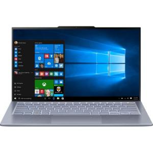 """Laptop ASUS UX392FA-AB015T cu procesor Intel® Core™ i5-8265U pana la 3.9 GHz, 13.9"""", Full HD, 8GB, 512GB SSD M.2, Intel UHD Graphics 620, Windows 10, Utopia Blue0"""