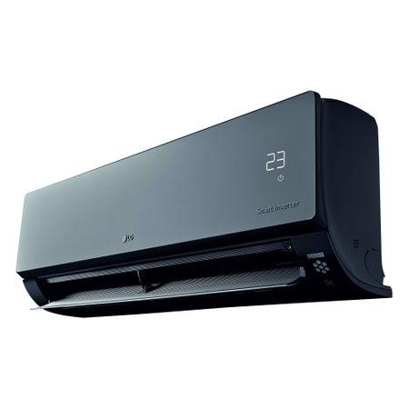 Aparat de aer conditionat LG, AM12BP, WI-FI incorporat, Inverter, 12000 BTU, Clasa A++, Artcool inverter, Control activ de energie, Afisaj energie consumata, Golden Fin, Filtru de protectie dublu, Ult1