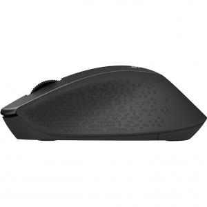 Mouse Logitech M330 Silent Plus, Wireless, Black4