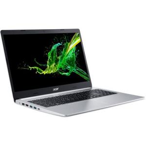 "Laptop Acer Aspire 5 A515-54G-59JE cu procesor Intel® Core™ i5-8265U pana la 3.90 GHz, 15.6"", Full HD, 8GB, 1TB HDD, NVIDIA® GeForce® MX250 2GB, Endless OS, Silver (NX.HFQEX.004)1"