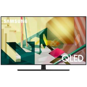 Televizor Samsung 75Q70T, 189 cm, Smart, 4K Ultra HD, QLED, Clasa A1