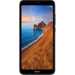 Smartphone Xiaomi Redmi 7A, Snapdragon Octa Core, 16GB, 2GB RAM, Dual SIM, 4G, Baterie 4000 mAh, Matte Black (23666.RO)0