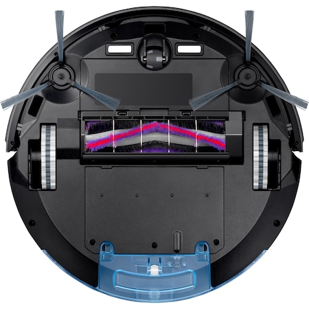 Resigilat - Aspirator robot SAMSUNG VR05R5050WK/OL, 55W, 0.2l, autonomie max 150 min, Wi-Fi, Functie mop, telecomanda, Negru [7]